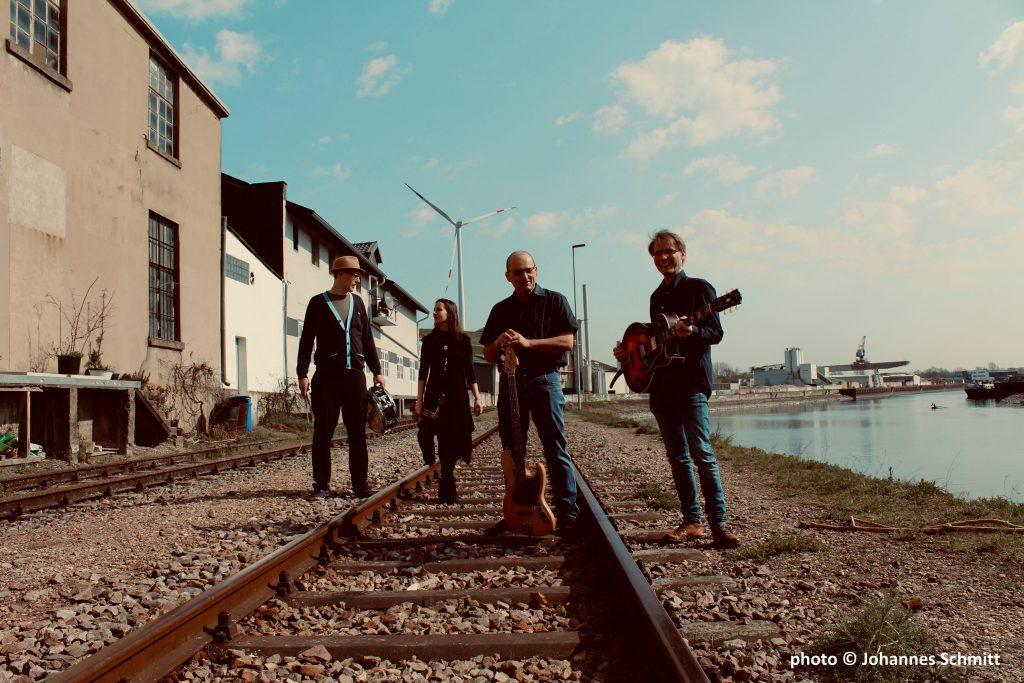 Gruppenbild Nordbecken Quartett